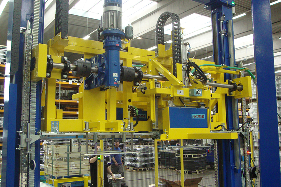 Fromm Packaging Automation